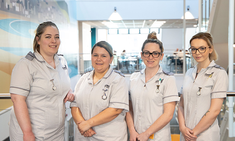 New Nursing courses launched at CU Scarborough