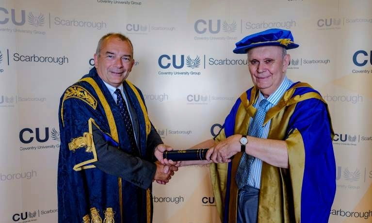 CU Scarborough celebrates first graduation