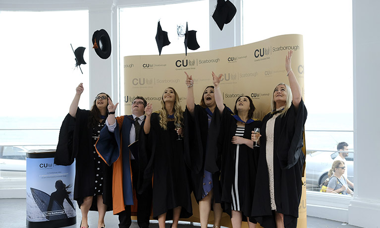 CU Scarborough's very first students to graduate next month