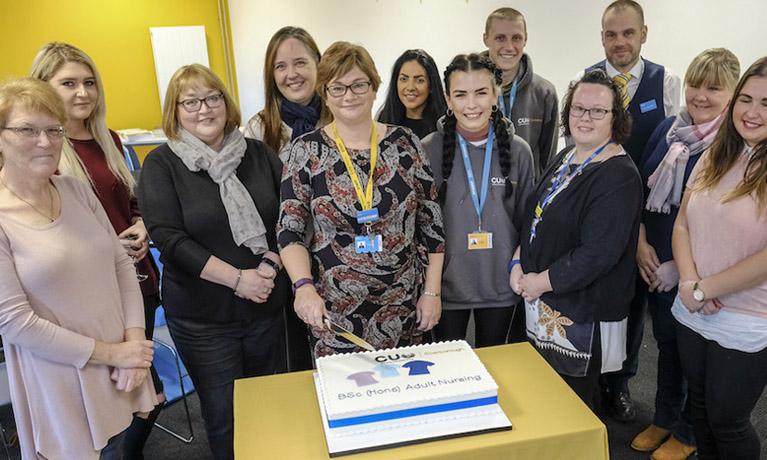 Future of nursing training launches in Scarborough