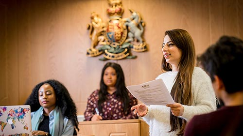 Law & Practice HNC/HND/BA (Hons)