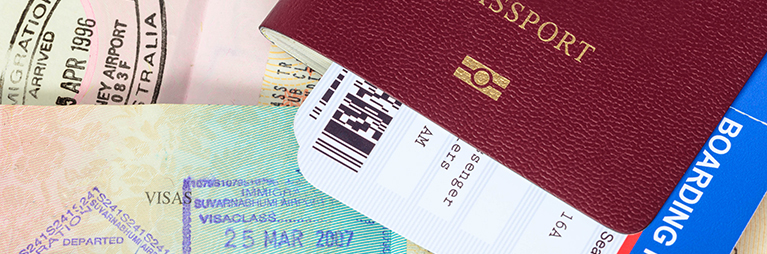 Visas and immigration | CU Coventry