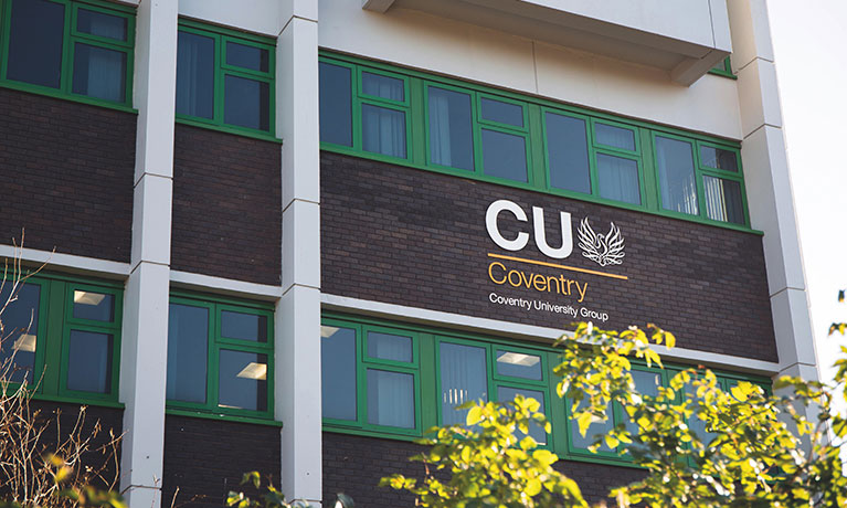 CU Coventry celebrates contribution to Coventry University's Gold rating in new Teaching Excellence Framework (TEF)