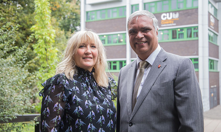 CMI welcomes CU Coventry to elite group of Chartered Manager Assessment Centres