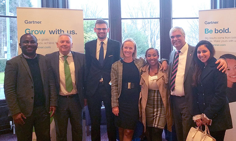 CU Coventry student triumphs in national competition to identify the sales stars of the future