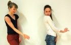 Contemporary dance performers venture into the unknown with improvised act