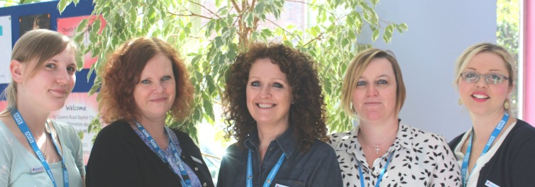 University helps deliver New Admiral Nurse Service for Coventry and Rugby