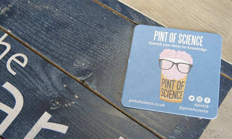 Pint of Science returns to Coventry bringing scientists out of the lab and into your local
