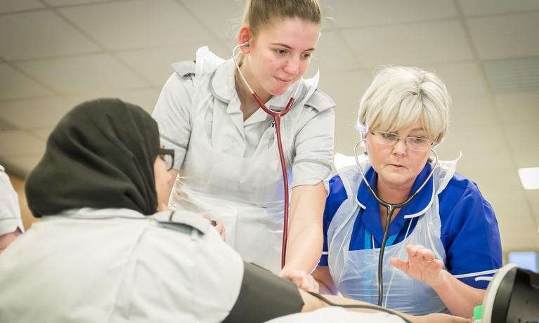 CU Scarborough nurses ready to tackle COVID-19