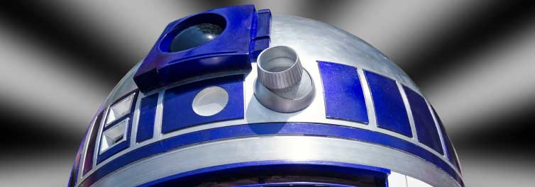 Star Wars, hydrogen cars, and R2-D2's long-lost lady friend