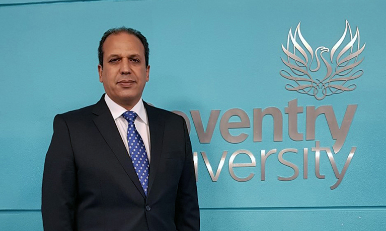 Expanding Coventry University's global footprint