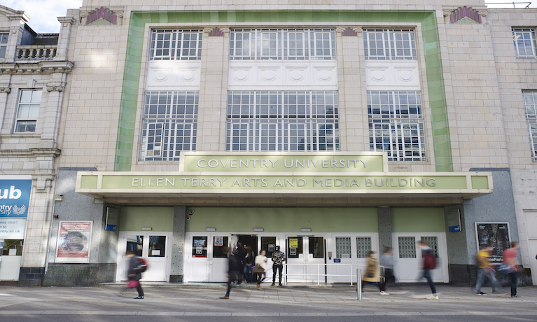 Coventry University's historic former city centre cinema building set for transformation