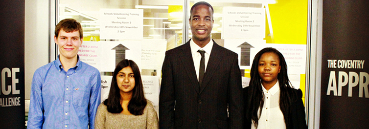 Coventry University hosts key race and justice lecture