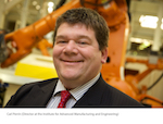 AME boss named as 'Manufacturing Exemplar' for boosting industry skills