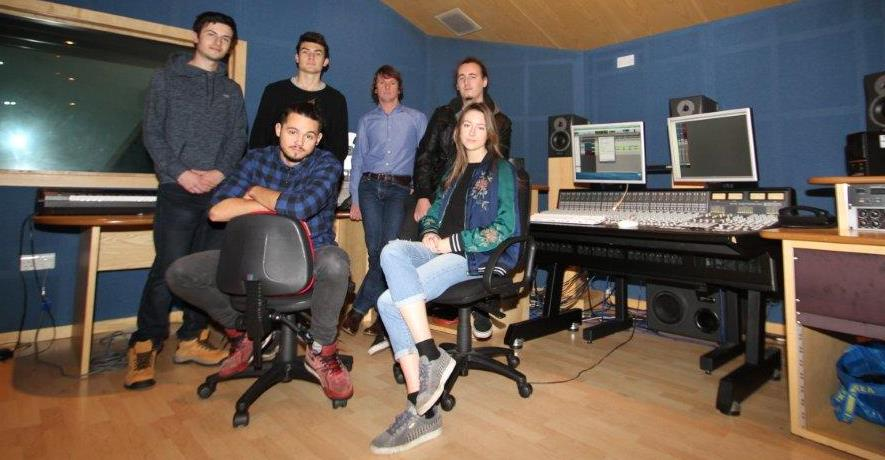 From Coventry to New York: Music project up for international award