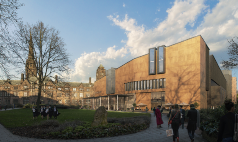 Coventry University unveils plans to transform former Civic Centre site