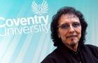 Black Sabbath star Tony Iommi takes up teaching at Coventry University