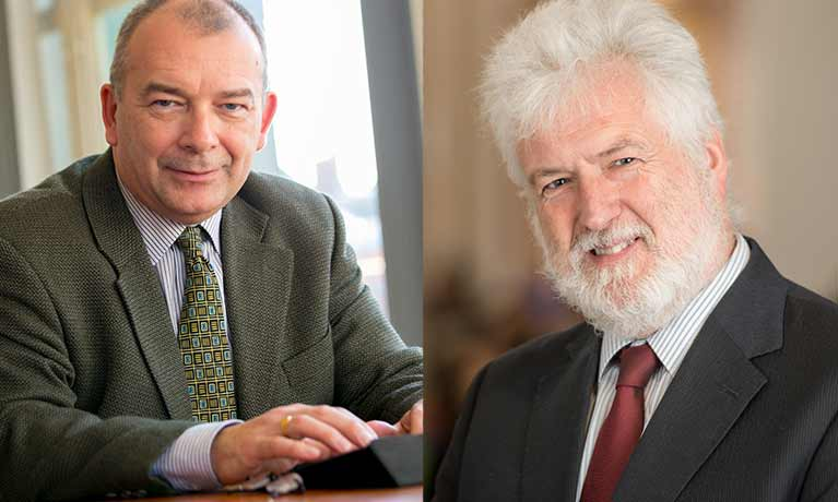 Queen's Birthday Honours for Coventry University duo