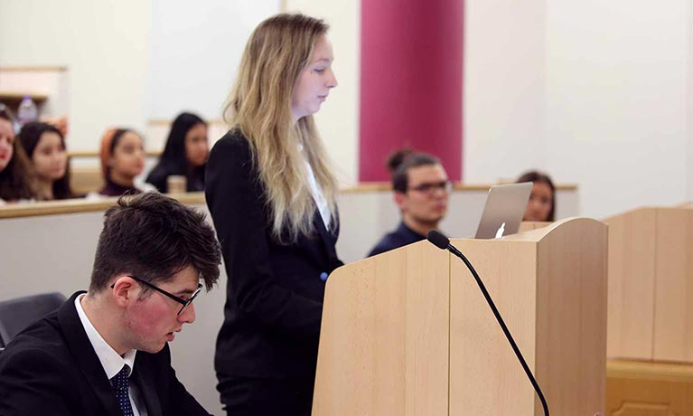 Coventry Law School students to compete at the UK Supreme Court