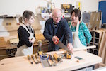 """DIY, digital sculpting and more as city's """"Fab Lab"""" takes to the streets"""