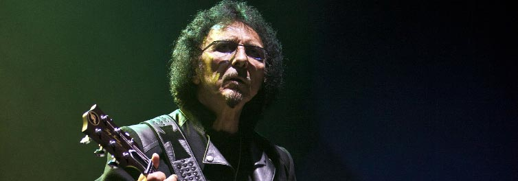 Rock legend Tony Iommi and Jordanian princess to be honoured by University