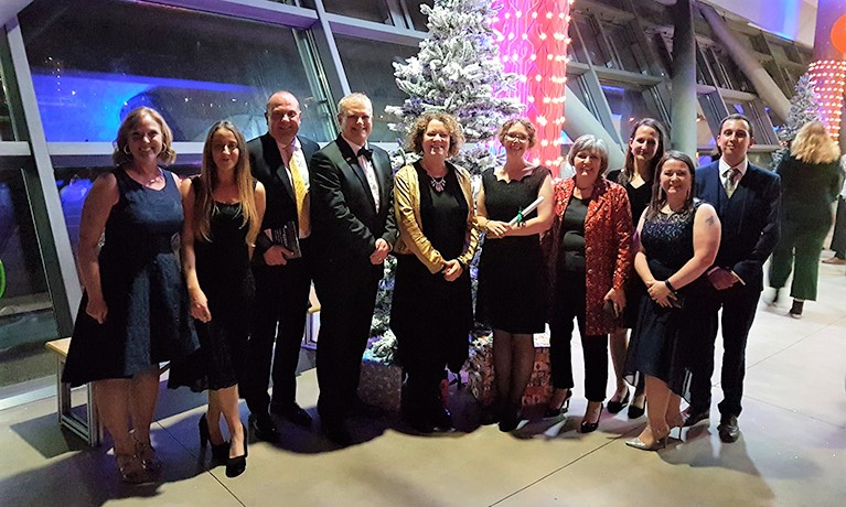 Coventry University research highly commended at Green Gown Awards 2019