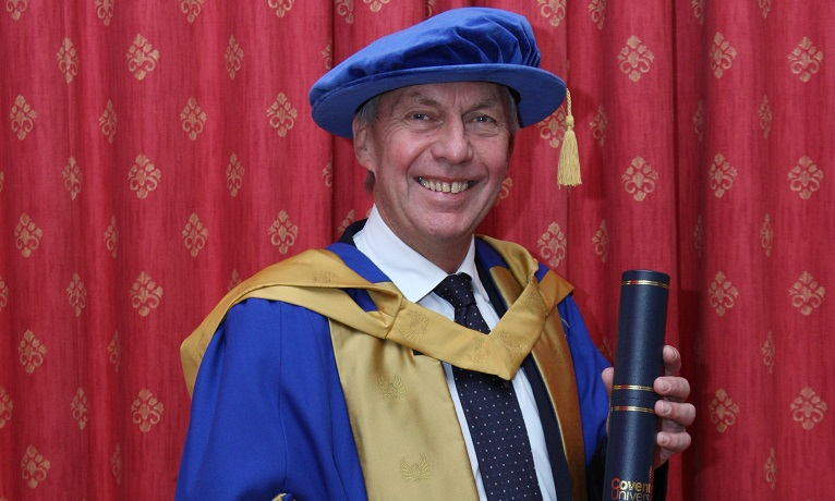 Coventry University's honorary doctorates include a princess and Coventry sporting legend