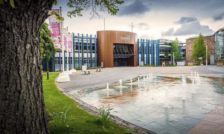 New COVID-19 asymptomatic testing site to open at Coventry University