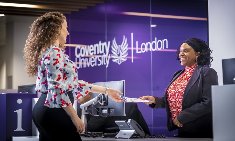 Setting up Coventry University London was a fulfilling challenge for founding CEO