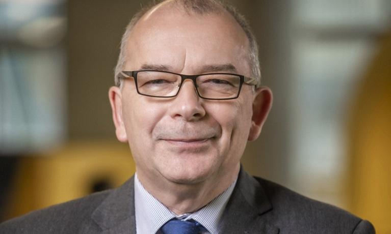 Prof John Latham CBE, Vice-Chancellor