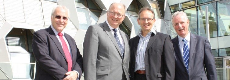 MEP backs Coventry University initiative to support