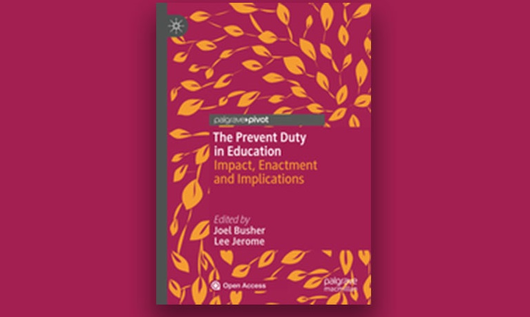 Front cover of 'The Prevent Duty in Education: Impact, Enactment and Implications'