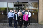 Coventry University apprentices first ever to complete new chartered manager degree apprenticeship
