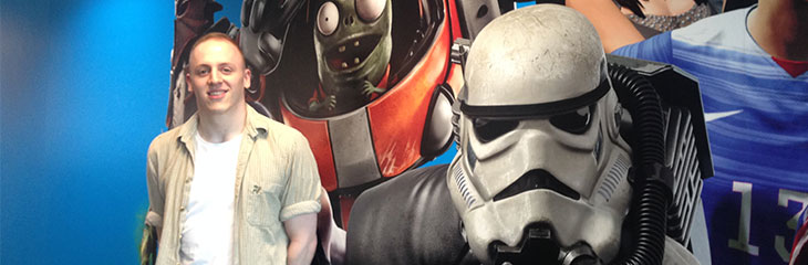 Student Blog - Placement at EA Guildford